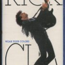 RICK CUA--WEAR YOUR COLORS Cassette Tape