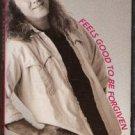 EDDIE DEGARMO--FEELS GOOD TO BE FORGIVEN Cassette Tape
