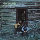 DUST AND ASHES--A DIFFERENT SHADE OF BLUE 1971 Vinyl LP