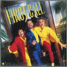 FIRST CALL--SOMETHIN' TAKES OVER Vinyl LP