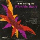 FLORIDA BOYS--THE BEST OF THE FLORIDA BOYS Vinyl LP