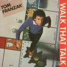TOM FRANZAK--WALK THAT TALK Vinyl LP
