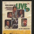 THE BILL GAITHER TRIO--LIVE 8-Track Tape