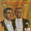 ROBERT HALE & DEAN WILDER--NOW PRAISE GOD AND SING! Vinyl LP