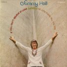 SAMMY HALL--IF YOU CAN'T BELIEVE IN LOVE Vinyl LP