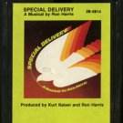 RON HARRIS--SPECIAL DELIVERY 8-Track Tape