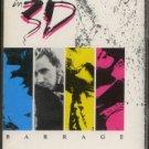 IN 3-D--BARRAGE Cassette Tape