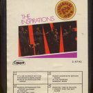 THE INSPIRATIONS LIVE--12TH ANNIVERSAY ALBUM 8-Track Tape