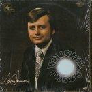 GORDON JENSEN--WHISPER 'JESUS' Vinyl LP