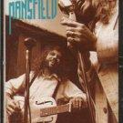 KAISER/MANSFIELD--TRIMMED AND BURNIN' Cassette Tape