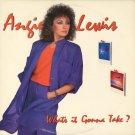 ANGIE LEWIS--WHAT'S IT GONNA TAKE? Vinyl LP