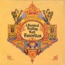 LIBERATED WAILING WALL--FAVORITES Vinyl LP
