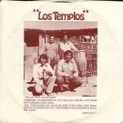 "LOS TEMPLOS--""""MI BUEN JESUS""""/""""THE JOY THAT I HAVE INSIDE"""" 45 RPM 7"""" Vinyl"
