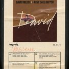 DAVID MEECE--I JUST CALL ON YOU 8-Track Tape