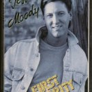 JEFF MOODY--FIRST PRIORITY Cassette Tape (CANADA)