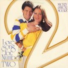 MICKEY & BECKI MOORE--LOVE SONG FOR NUMBER TWO Vinyl LP