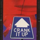 MYLON & BROKEN HEART--CRANK IT UP! Cassette Tape