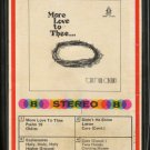 THE NEW DISCIPLES--MORE LOVE TO THEE 8-Track Tape