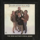 THE NEW GAITHER VOCAL BAND--THE NEW GAITHER VOCAL BAND 8-Track Tape