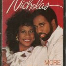 NICHOLAS--MORE THAN MUSIC Cassette Tape