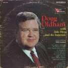 DOUG OLDHAM--WITH JAKE HESS AND THE IMPERIALS SINGS 12 SONGS OF BILL GAITHER Vinyl LP