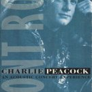 CHARLIE PEACOCK--FRONT ROW WITH CHARLIE PEACOCK VHS Video