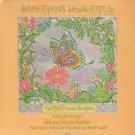 THE RICK POWELL SINGERS--SOMETHING BEAUTIFUL VOLUME III: SONGS OF BILL AND GLORIA GAITHER Vinyl LP
