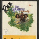 THE RAMBO TRIO--NATURALLY 8-Track Tape