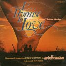RE'GENERATION--I PROMISE TO LOVE: A MUSICAL EXPERIENCE OF CHRISTIAN MARRIAGE Vinyl LP