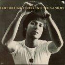CLIFF RICHARD--EVERY FACE TELLS A STORY Vinyl LP