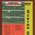 ROYAL SCOTS DRAGOON GUARD--THE AMAZING SOUND OF THE ROYAL SCOTS DRAGOON GUARDS 8-Track Tape (CANADA)