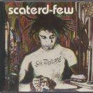 SCATERD-FEW--SIN DISEASE Compact Disc (CD)