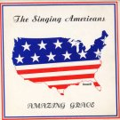 THE SINGING AMERICANS--AMAZING GRACE Vinyl LP