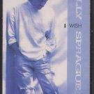 BILLY SPRAGUE--I WISH Cassette Tape