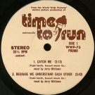 "RANDY STONEHILL (RELATED)--TIME TO RUN 7"""" 45 RPM 7"""" Vinyl"