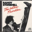 RANDY STONEHILL--THE WILD FRONTIER Compact Disc (CD)