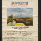 JIMMY SWAGGART--THE SACRED STRINGS OF JIMMY SWAGGART 8-Track Tape