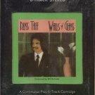 RUSS TAFF--WALLS OF GLASS 8-Track Tape