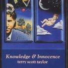 TERRY SCOTT TAYLOR--KNOWLEDGE & INNOCENCE Cassette Tape
