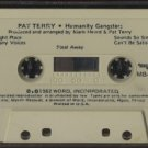 PAT TERRY--HUMANITY GANGSTERS Cassette Tape