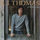 B.J. THOMAS--AS WE KNOW HIM Vinyl LP