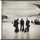 U2--ALL THAT YOU CAN'T LEAVE BEHIND Compact Disc (CD)