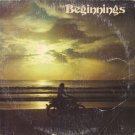 VARIOUS ARTISTS--BEGINNINGS Vinyl LP