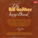 VARIOUS ARTISTS--THE BILL GAITHER SONGBOOK Vinyl LP