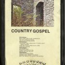 VARIOUS ARTISTS--COUNTRY GOSPEL 8-Track Tape (CANADA)