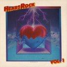 VARIOUS ARTISTS--HEARTROCK VOL. 1 Vinyl LP
