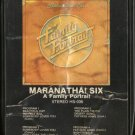 VARIOUS ARTISTS--MARANATHA! SIX: A FAMILY PORTRAIT 8-Track Tape