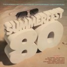 VARIOUS ARTISTS--SUMMERFEST 80 Vinyl LP