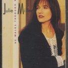 JULIE MILLER--HE WALKS THROUGH WALLS Cassette Tape