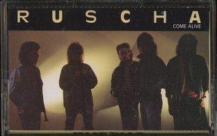 RUSCHA--COME ALIVE Cassette Tape